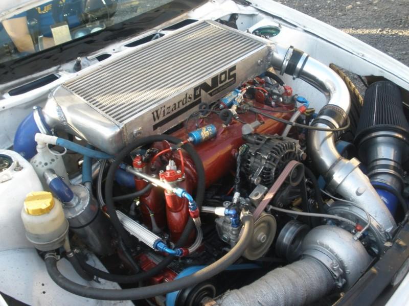 1000hp Evo X >> 1000HP drag subaru - KAPS Professional Racing Gearboxes